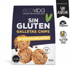 Galletas  Chips Sin Gluten...